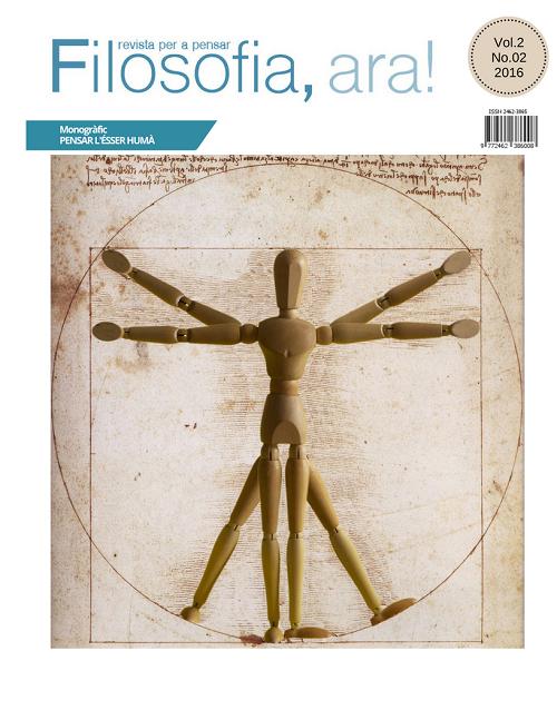 Filosofia, ara!, vol 2, num. 2